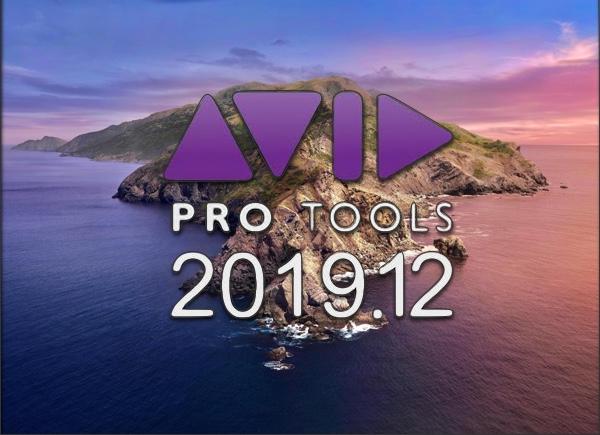 Pro Tools 2019.12